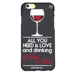 Cover per Iphone Need wine