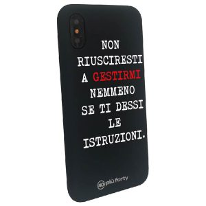 Cover per Iphone Non riusciresti