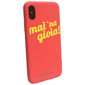 Cover per Iphone Mai na gioia