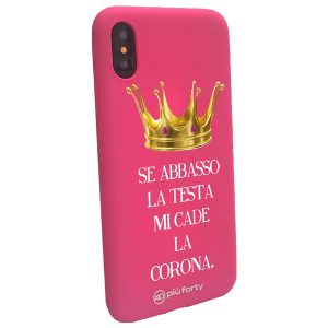 Cover per Iphone Se abbasso la testa