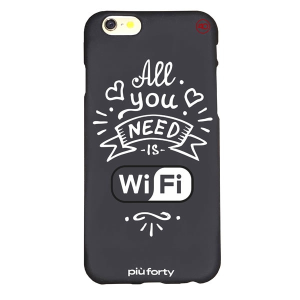 Cover per Iphone 5-6-7-8 Need wifi