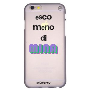 Cover per Iphone Esco meno