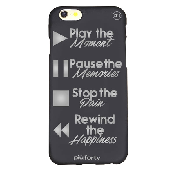 Cover per Iphone 5-6-7-8 Play moment