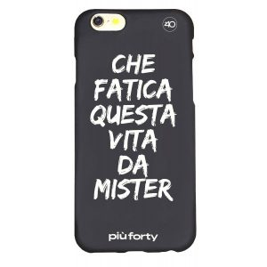 Cover per Iphone Vita da Mister