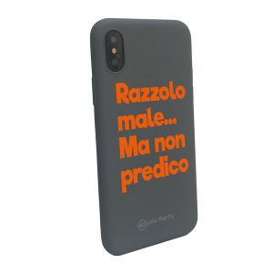 Cover per iPhone Razzolo male