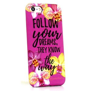 Cover per Iphone Follow your dreams