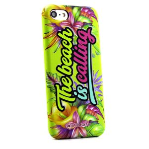 Cover per Iphone The beach