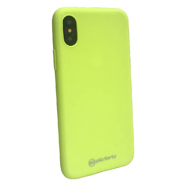 Cover per Iphone Glowing Yellow