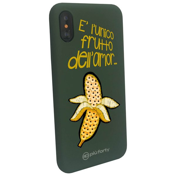 Custodia per Iphone Banana