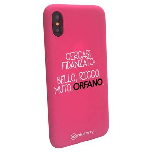 Cover per Iphone Cercasi fidanzato