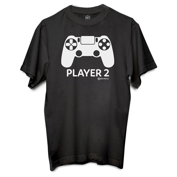 T-shirt bimbo Player 2