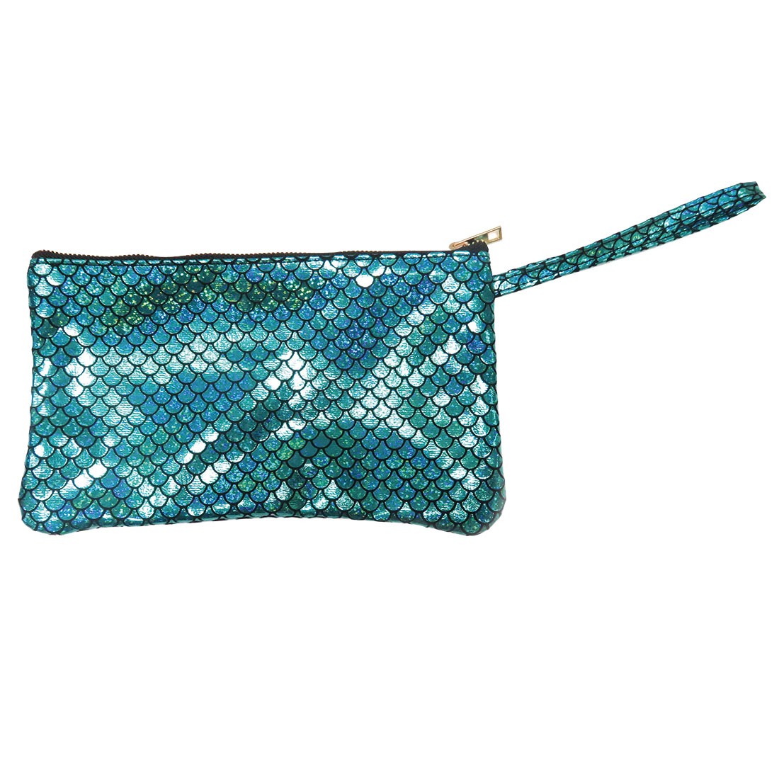 POCHETTE – Mermaid BLU & SILVER