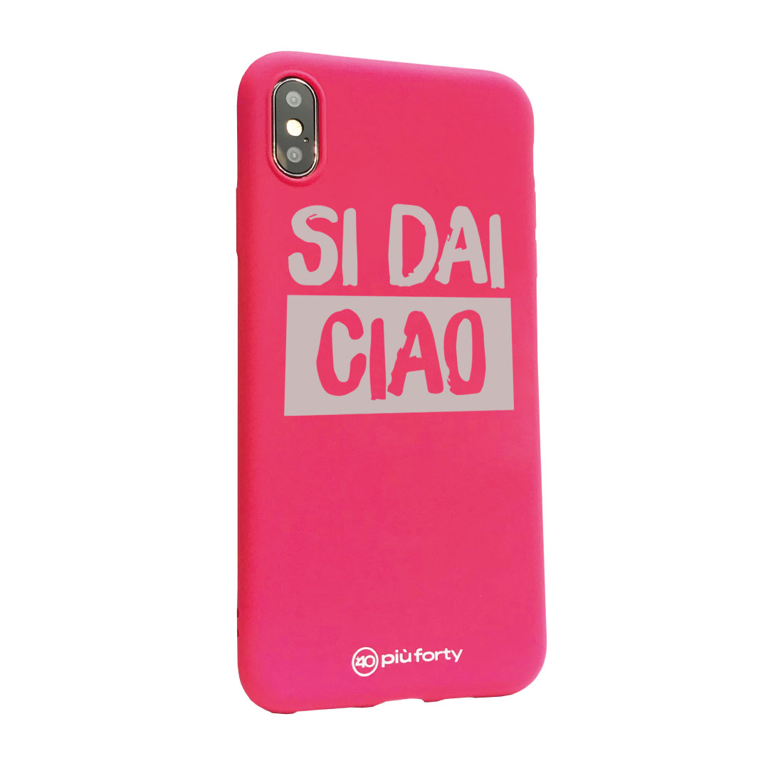 Cover per iphone SI DAI CIAO