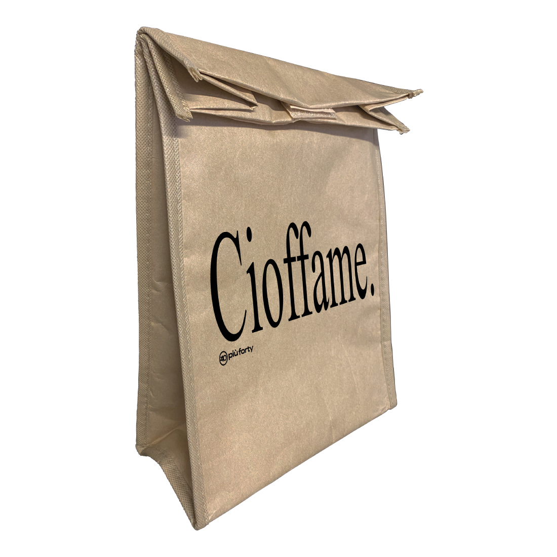 Lunch Bag Sacchetto isotermico – Cioffame